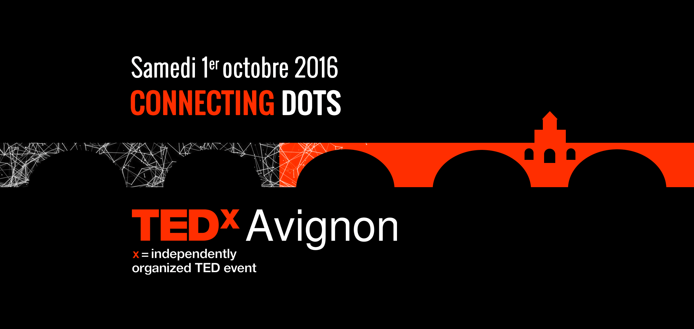 Light4Events à TEDx Avignon le 1er Octobre 2016