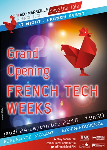 Grand Opening French Tech Weeks – Marseille